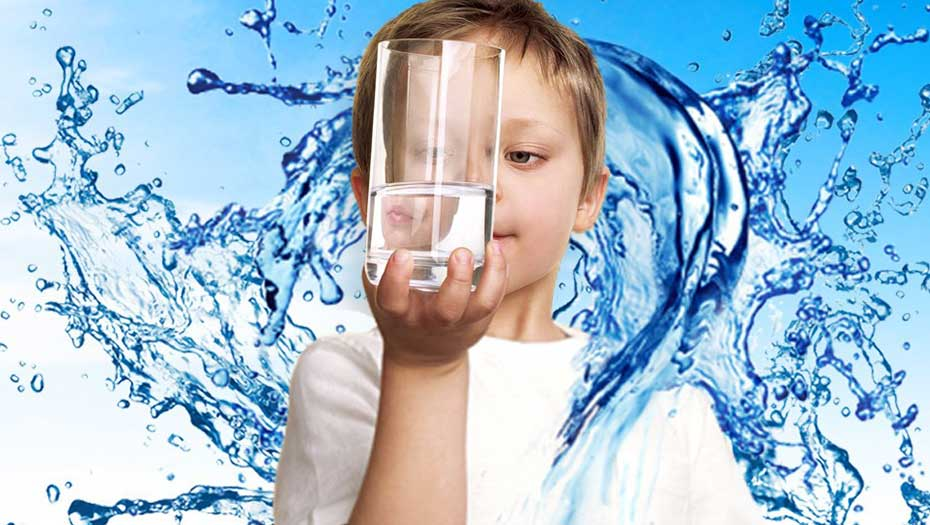 آداب نوشیدن آب