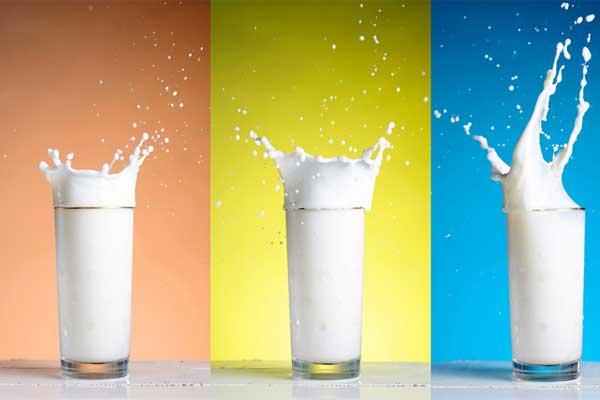 تاثیر شیر در رفع کم آبی بدن