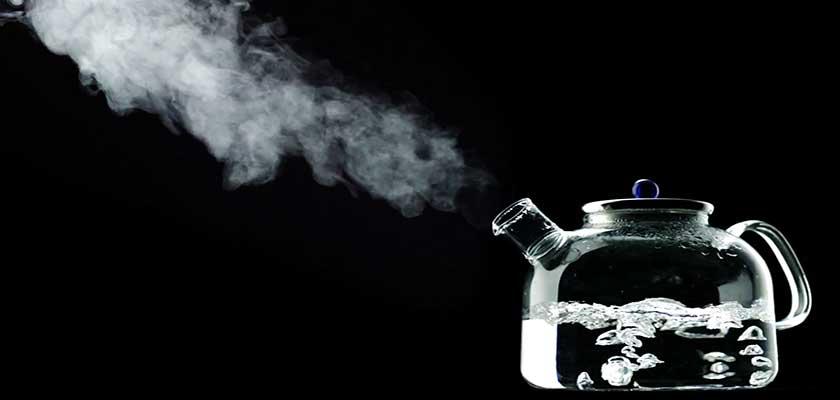 تصفیه آب با جوشاندن امکان پذیر است؟