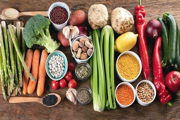 تاثیر مصرف سبزیجات بر صورت