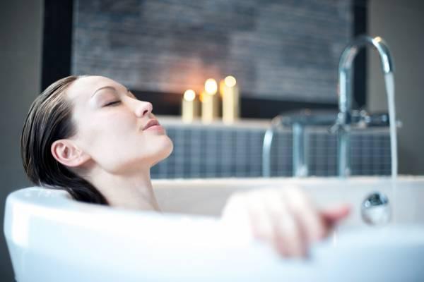 درمان روماتیسم با آب گرم