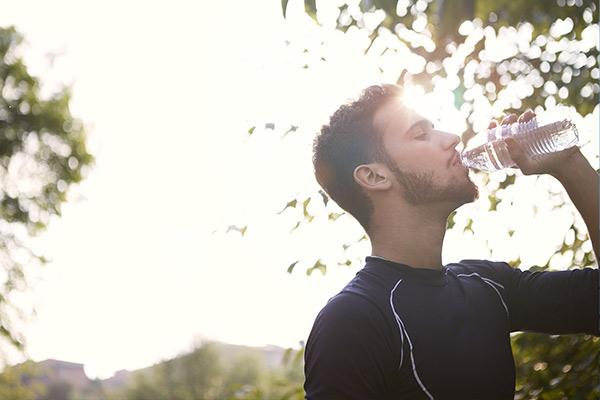افزایش سطح انرژی با مصرف روزانه آب