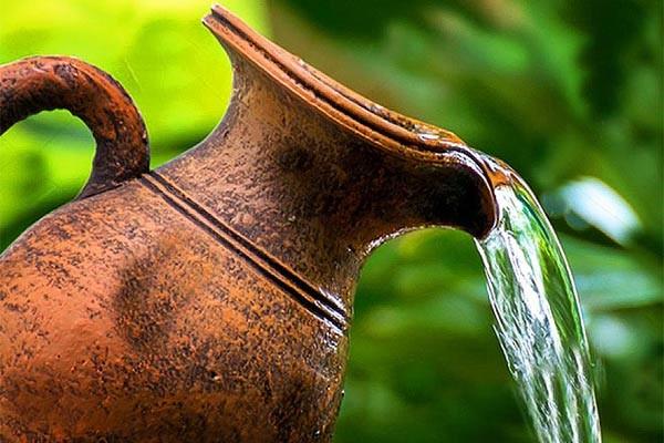 کوزه، خنک کننده طبیعی آب