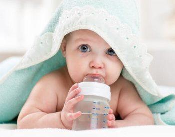 آب مناسب برای تهیه شیر خشک