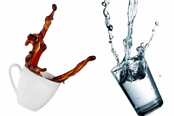 بهترین آب برای قهوه